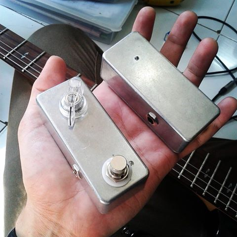 (ki-ka) ERV Micro Busto dan Buffle Buffer
